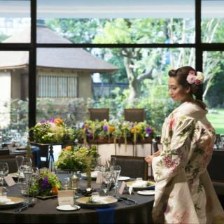 【憧れの花嫁体験】ドレスか和装が選べる 衣裳試着付きフェア