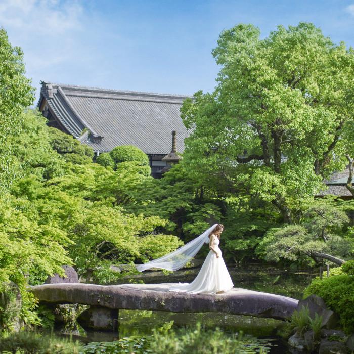 59d1870986df0 太閤園 (Fujita Kanko Group)で結婚式 ウエディングパーク
