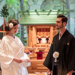 【和婚】神殿見学×絶品コース試食×見積り相談会