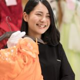 衣裳合せはホテル内のドレスショップ『TAKAMI BRIDAL』で!移動が無いのでスムーズにお衣裳合せが行えます。