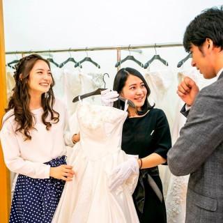 「TAKAMI BRIDAL」ドレス試着体験