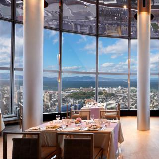 【地上101mの眺望】レストランウエディング相談会