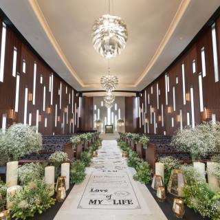 【大聖堂で花嫁体験】豪華フルコース招待フェア