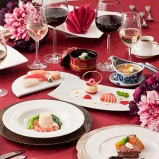 ★午前の部★無料テイスティングフェア★高級食材&婚礼料理付き