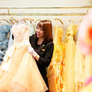 【月・火】ウエディングドレスの試着体験フェア!!