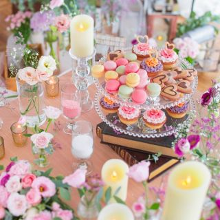 来館されたカップルにはお菓子工房いくたのショートケーキプレゼント