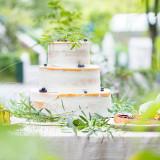 ウエディングを彩るウエディングケーキはオリジナルデザインも可能♪
