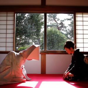 たくさんの感謝と愛を伝える、ここにしかない家族の時間。|長野県護国神社の写真(904244)