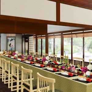 77年の歴史を刻んだ独立建造物の「Saikan~齋館~」 日本ならではの文化と継承を感じられる場所が、今新たに・・・|長野県護国神社の写真(904171)