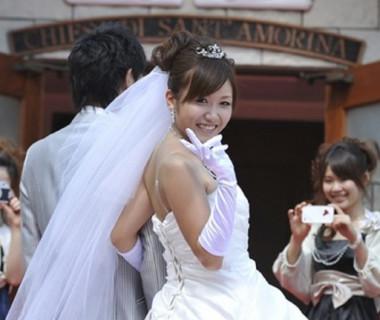 結婚式の主役は私^^