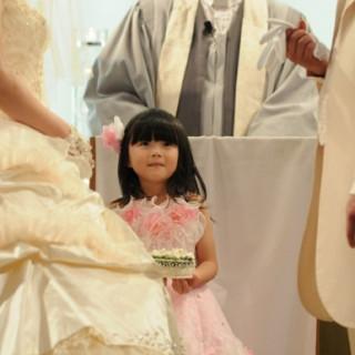 【マタニティ&パパママ結婚式の事例も紹介!】歓迎♪家族ウエディング