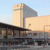 長野駅駅ビルMIDORIと直結のホテルメトロポリタン長野。初めて長野を訪れるゲストも安心の好立地。(※イメージ)