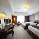 ホテルならではの宿泊施設も充実。遠方のゲスト様もそのまま泊まれて安心。上質なひと時をお約束いたします。
