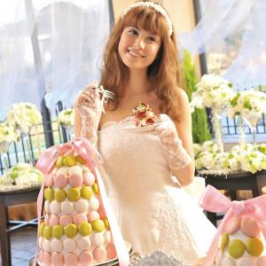 【女性に大人気】Sweets試食×ドレス試着×館内クルーズ