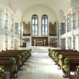 エリア最大規模の大聖堂 天井高17mと15mのバージンロードで一生に一度のご結婚式を 八王子ホテルニューグランド(グランドビクトリア八王子)の写真(2683388)