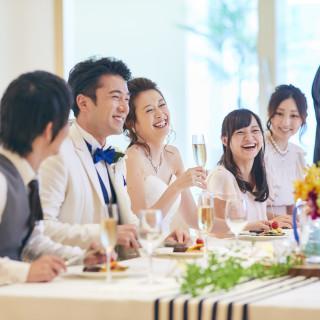 【2名様からOK★】チャペル・会場見学&フレンチ試食つき少人数婚フェア