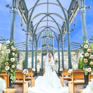 ◆エリアで唯一のスカイビュー◆プレ花嫁の憧れチャペル体験フェア