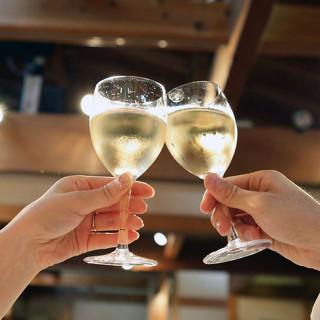 【新規ご来店特典】フランスワインを1本プレゼント!