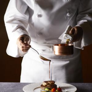【お料理重視★】フォアグラ&牛フィレ1万円豪華コース美食体験