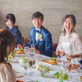 【少人数婚】家族や親友とすごすアットホームウェディングフェア