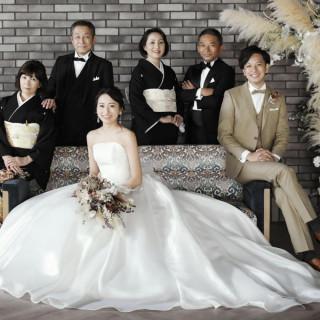 【30~50名】一日貸切アットホーム婚‥親しい人と紡ぐ感謝と絆の結婚式