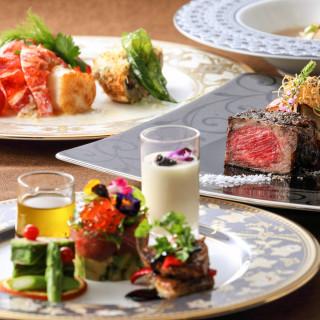 【お料理重視の方!】国産牛フィレ肉¥17,000コース無料試食☆
