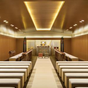 光の回廊から厳かで神々しい神殿へ|ヒルトン福岡シーホークの写真(3938770)