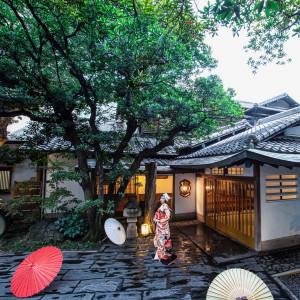 古式ゆかしい数寄屋造りの料亭「三光園」博多の閑静な街、清川でこれからも愛される|料亭 三光園の写真(7941177)