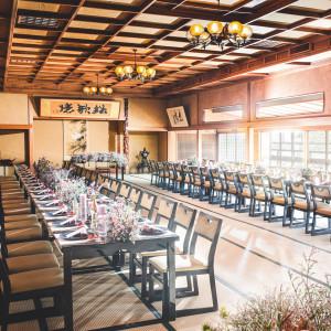 100年以上の歴史を重ね、数多くの著名人や食通に愛され続ける料亭。|料亭 三光園の写真(7941097)