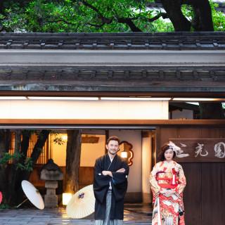 ◆月曜限定◆豪華5大特典×老舗料亭見学×和婚相談会