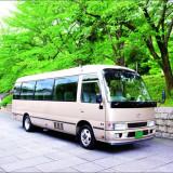 福岡市内、無料送迎バスの特典も