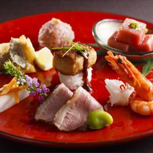 【お料理重視の方へ】2万円相当フルコース試食×宿泊チケット付きフェア