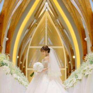 <憧れの花嫁体験>豪華衣装特典付き×ドレス試着フェア