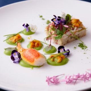 【3組限定】ホテルシェフが創る「美食」を堪能×チャペル見学会