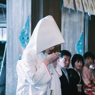 【神社&神殿式】和装特典付♪憧れの和装で神前式相談会