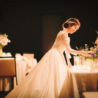 【披露宴直前】輝きのチャペル×伝統の和婚×絶品料理をまるごと体感フェア