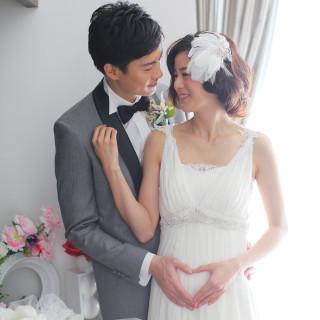 【おめでた&パパママ婚】豪華試食xドレス試着安心&充実フェア