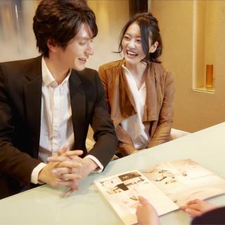 【初めての会場見学なら♪】結婚準備のダンドリ相談会☆