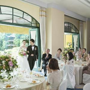 #ウエディングパーティー #披露宴 ホテル椿山荘東京の写真(2859575)
