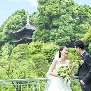 #庭園 #フォトスポット #東京にはひとを祝福する森がある #結婚式 ホテル椿山荘東京の写真(2859828)