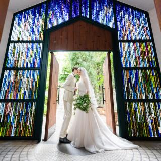 火曜限定◆森のリゾート婚!2つのチャペル×ガーデン付会場見学