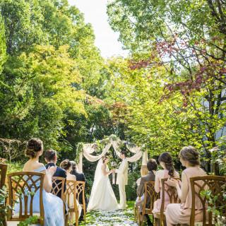 【8月のご来館限定】年内の結婚式が挙式料無料!会場費半額や料理グレードアップなど特典多数