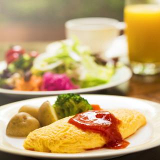 \熱々ふわとろオムレツ/  ホテルで優雅に朝食★会場見学&見積相談会