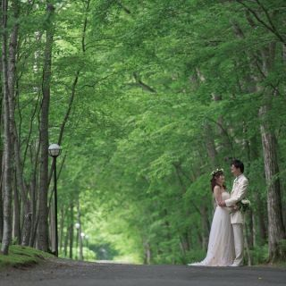 【東京サロン】千歳空港15分×湖×大自然×ステイウエディング☆相談会♪