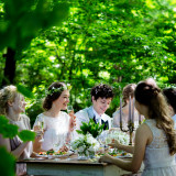 清々しい高原の空気に包まれて大切な人と囲む食事は格別