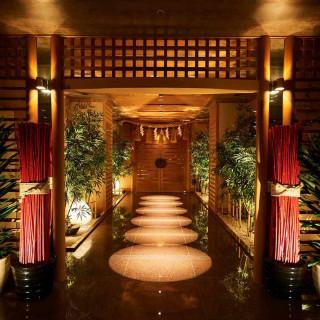 【和婚花嫁必見】檜造りの本格神殿と和装見学フェア