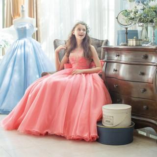 【ドレスにこだわりたい花嫁に人気!】ドレス76万円分が無料になるチャンス!