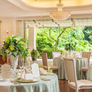 AM◎《結婚式本番を間近で見学》特典盛沢山◆無料試食会
