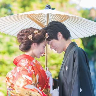 【出雲大社×歴史×格式】柏 日本閣で叶える伝統の神前式フェア