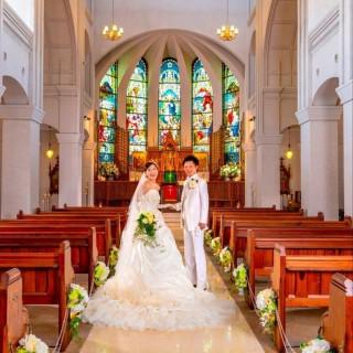 【予算の不安解消!】憧れの大聖堂挙式&見積り相談フェア